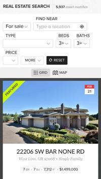 OregonLive.com Real Estate poster
