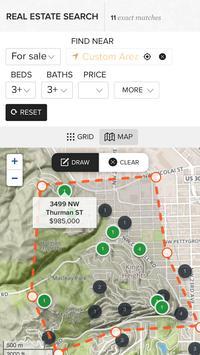 OregonLive.com Real Estate screenshot 1
