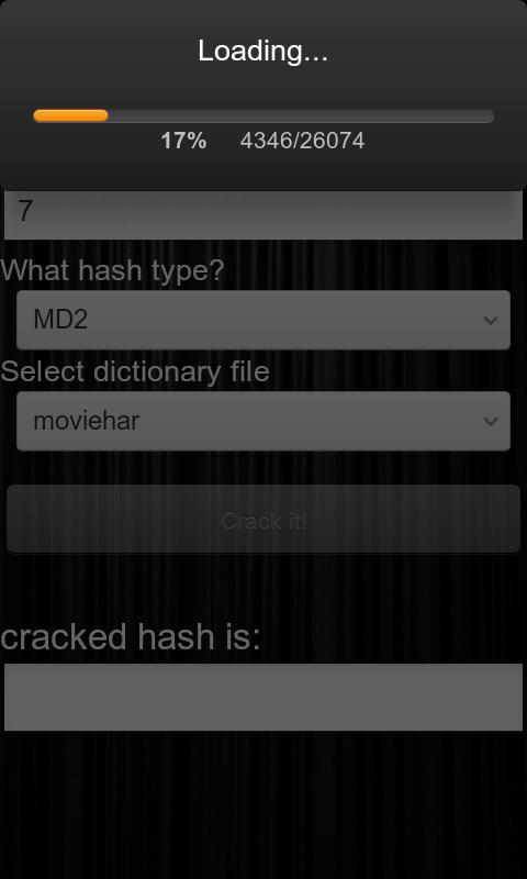 Hash Decrypt for Android - APK Download