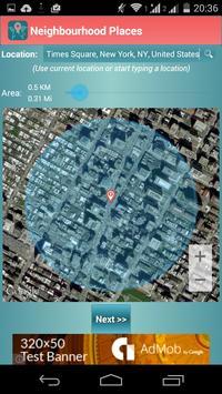 Neighborhood Places screenshot 14