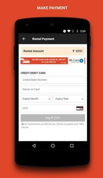 Myles - Self Drive Car Rental apk screenshot