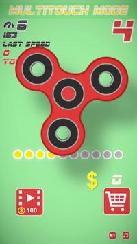 Fidget Spiner Game poster
