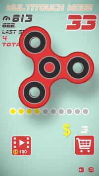 Fidget Spiner Game screenshot 1