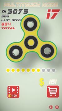 Fidget Spiner Game screenshot 2