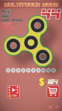 Fidget Spiner Game screenshot 3
