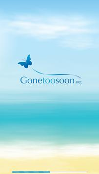 Gonetoosoon - Memorial Online poster