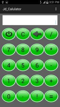 JD Calculator apk screenshot