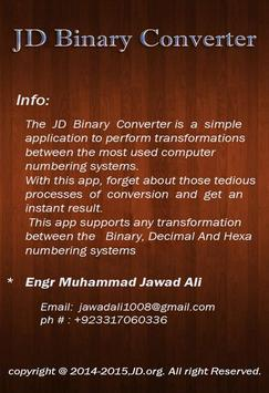 JD BinaryConverter screenshot 4