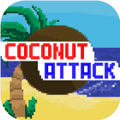 Coconut Attack icon