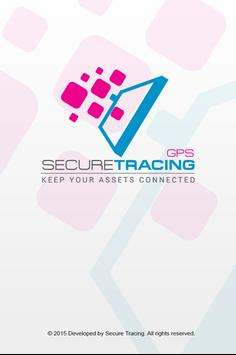 Secure GPS Tracker poster
