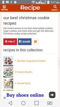 Yummy recipes apk screenshot