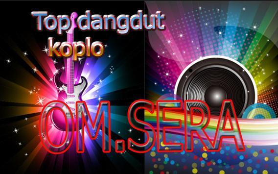 Top Dangdut koplo Sera mp3 poster