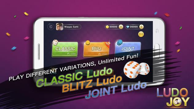 Ludo Joy screenshot 1