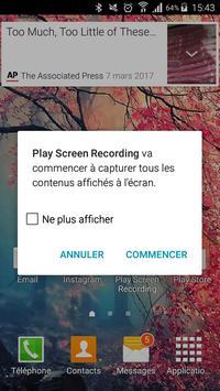 Play Screen Recording screenshot 2
