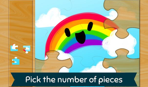 Weather Puzzles for Kids apk screenshot