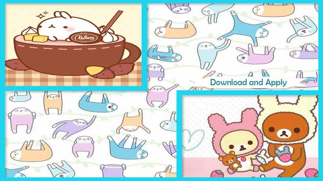 Newest Cute Kawaii Wallpapers screenshot 1