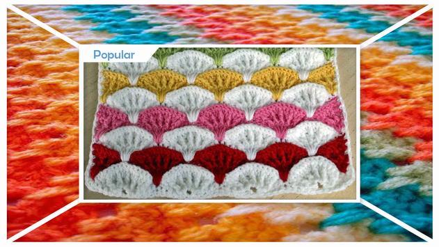 Easy Crochet Box Stitch Tutorial apk screenshot