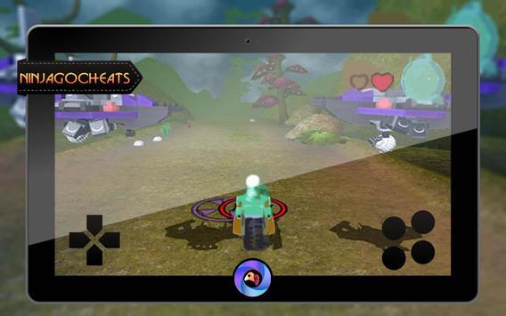 Cheats for LEGO Ninjago Wu Cru apk screenshot