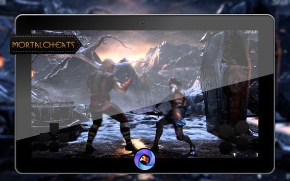 Cheats for Mortal Kombat X apk screenshot