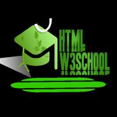 W3school HTML Offline icon