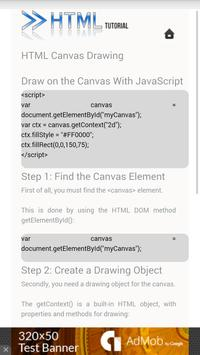 W3school HTML Graphics Offline for Android - APK Download