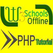 W3School PHP icon
