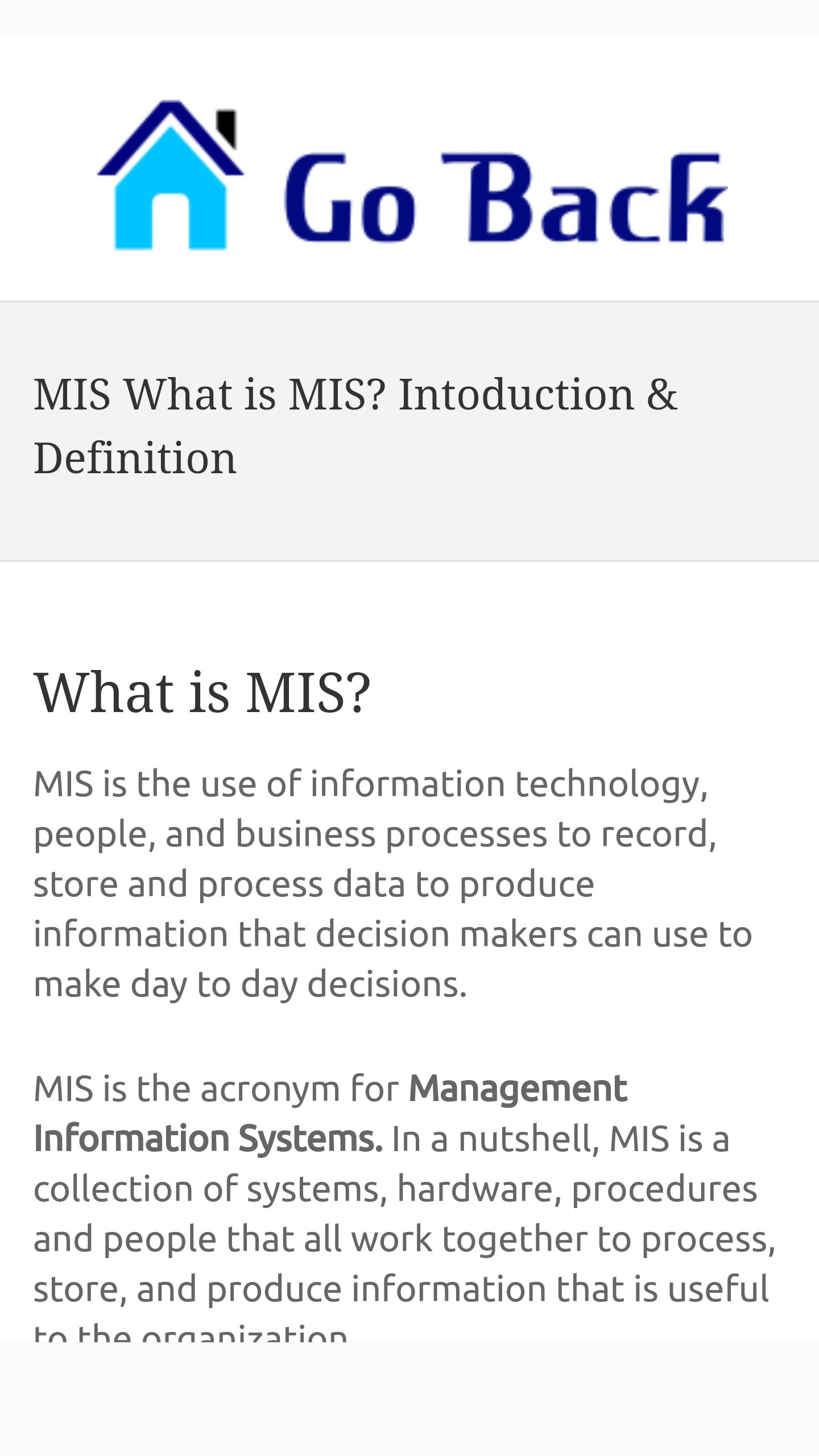 MIS ( Management_Information_System )Tutorial for Android