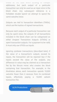 BitCoin Developer Guide: Block Chain screenshot 3