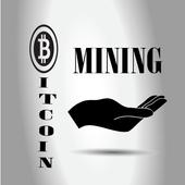 BitCoin: Mining icon