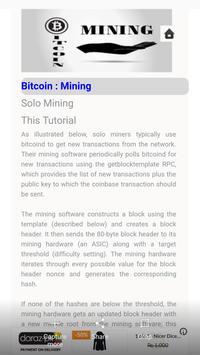 BitCoin: Mining screenshot 2