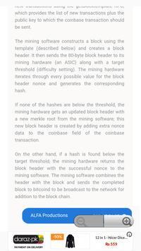 BitCoin: Mining screenshot 3