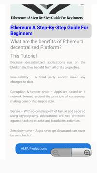 Ethereum: A Step-By-Step Guide For Beginners screenshot 3