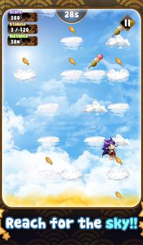 Bakaneko Jump! apk screenshot