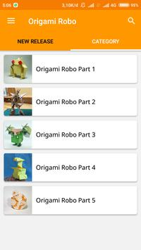 How To Make Origami Robo screenshot 2