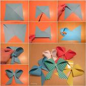 origami tutorial idea icon