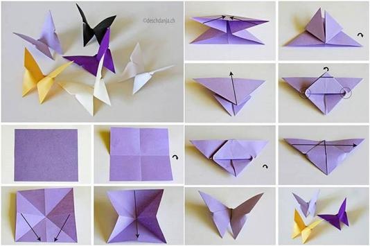 origami tutorial idea screenshot 5