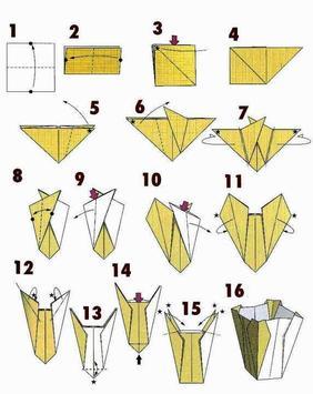 origami tutorial idea screenshot 2