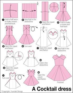 origami tutorial idea screenshot 3