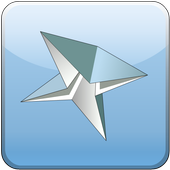 Origami Diagram icon