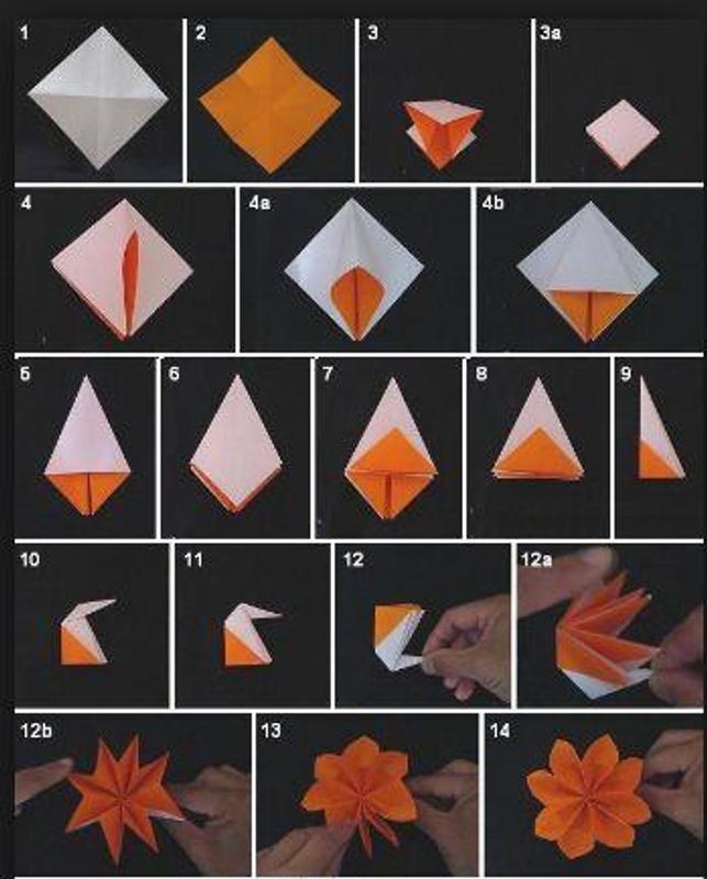 Origami flower tutorials for android apk download origami flower tutorials plakat origami flower tutorials screenshot 1 mightylinksfo