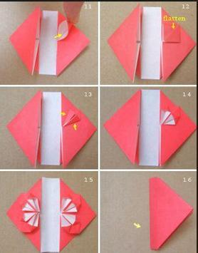Origami Heart Tutorials screenshot 1