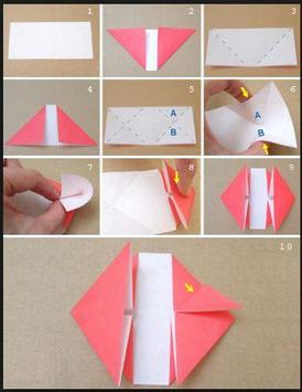 Origami Heart Tutorials screenshot 4