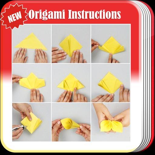 Origami Instructions Offline poster