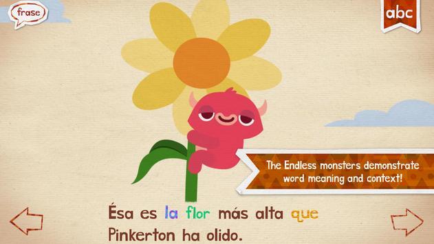 Endless Spanish apk screenshot