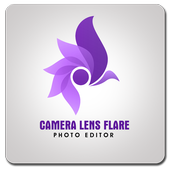 Camera Lens Flare Photo Editor icon