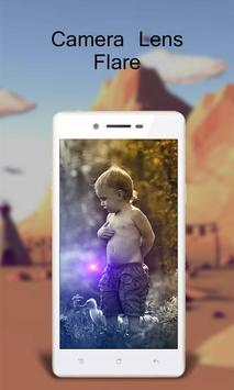 Camera Lens Flare Photo Editor screenshot 2