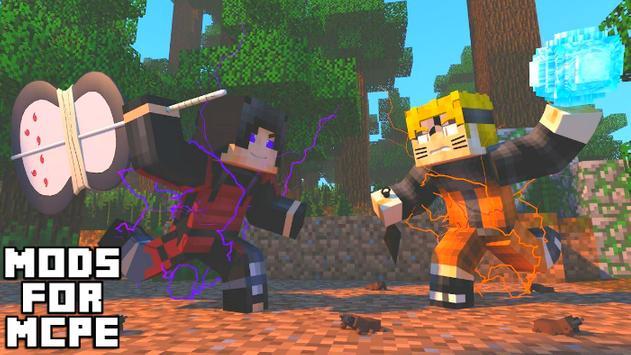 Mod Anime For Minecraft Pocket Edition APKDownload Kostenlos - Minecraft modkiste spielen