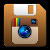 Photo Saver For Instagram icon