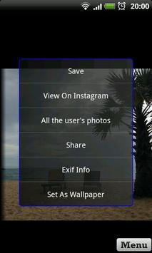 Photo Saver For Instagram apk screenshot