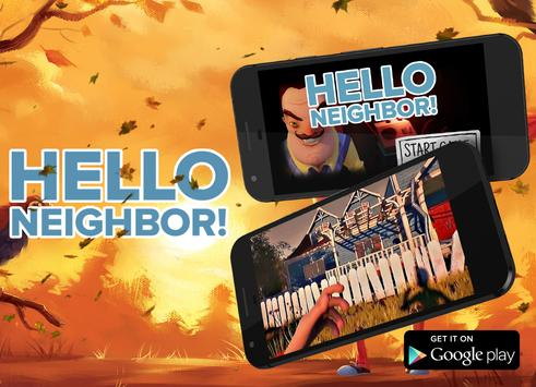 Guide for Hello Neighbor ! poster